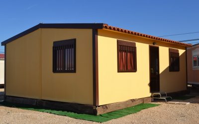 Casa Móvil Pareada Nueva Modelo Mijas 50 m2