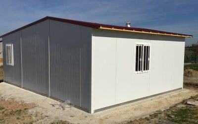 Europa mobil home un hogar en 48 horas y sin ning n tipo de obra - Casas prefabricadas low cost ...