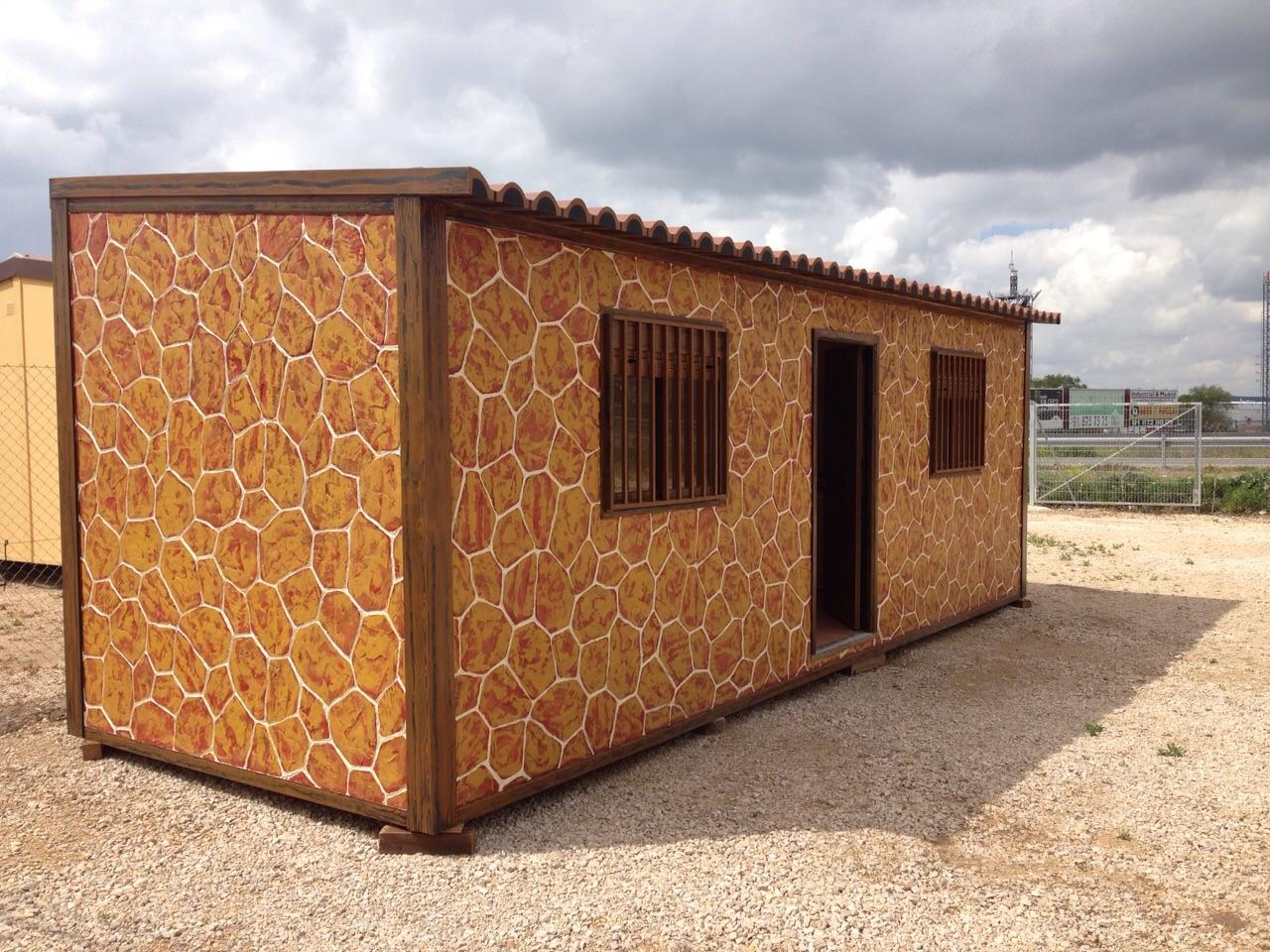 M dulos prefabricados ideales para vivienda de temporeros - Modulos de vivienda prefabricados ...