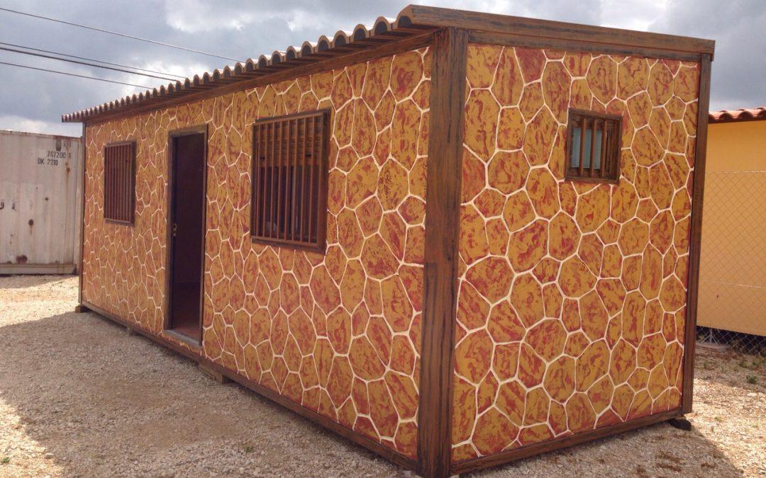 Modulos prefabricados tipo viviendas estudios de hormigón