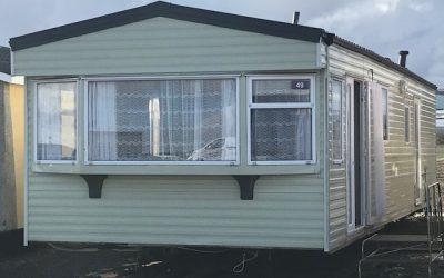 Mobil Home Clásica de Estilo Inglés 11×4 m 2 Dormitorios