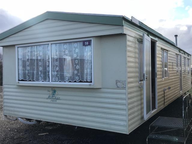 Mobil Home de Estilo Inglés 11×4 m 3 Dormitorios
