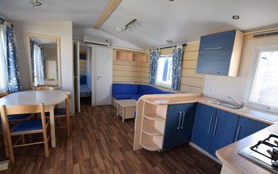 Espectacular Mobil Home Seminueva 9×4 m 3 dormitorios