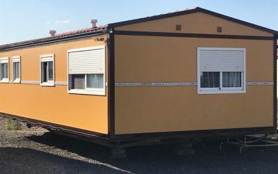 Espectacular Mobil Home 3 Dormitorios Con Terraza Cubierta Incluida