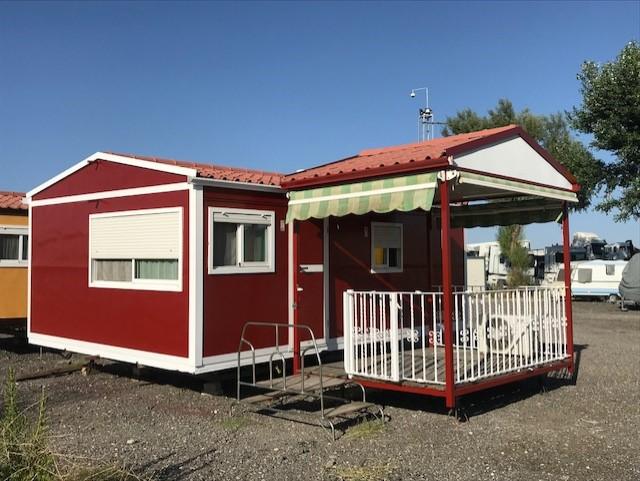 Preciosa Mobil Home 2 Dormitorios Con Terraza Cubierta Incluida