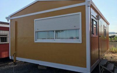 Espectacular Mobil Home Seminuevo 2 Dormitorios