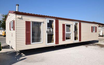 MOBIL HOME 11X3,80 M CON 3 DORMITORIOS