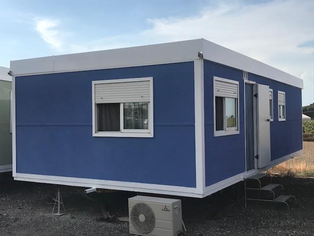Mobil Home 3 Dormitorios Modelo Algarve