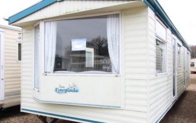 Casa móvil ocasión 11 x 3 m 3 dormitorios