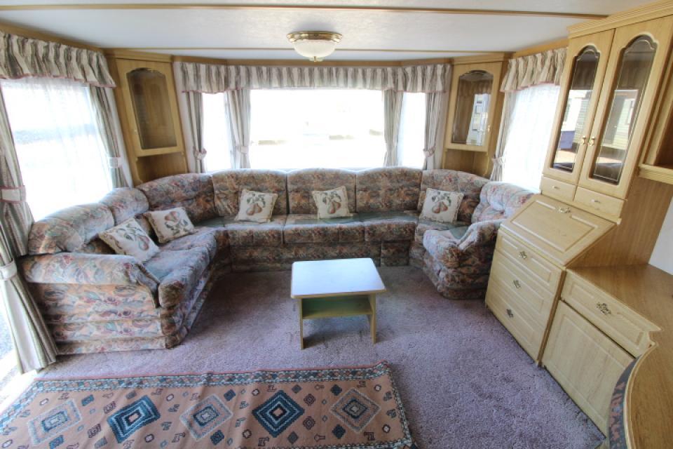 Mobile home Atlas Mafair 11×4 m 3 dormitorios