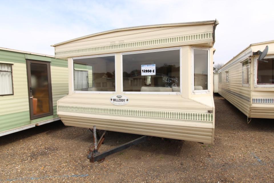 Casa Móvil Ideal Casa de Campo de 3 Dormitorios