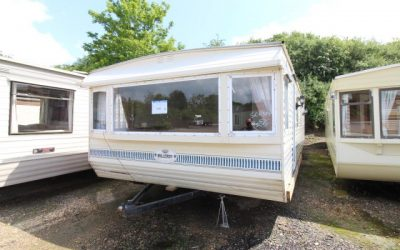 Mobil home Willerby 11×4 m 3 dormitorios