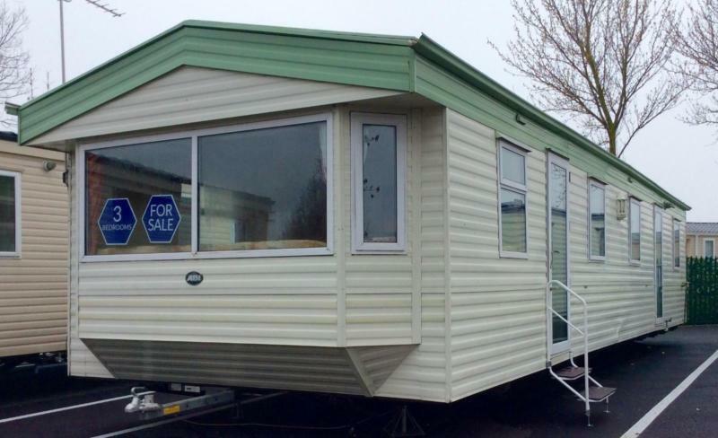 Espectacular Casa Movil 3 dormitorios 11×4 m
