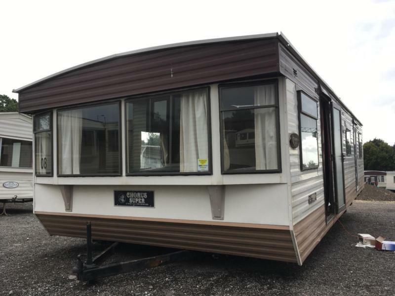 Preciosa casa móvil de 3 dormitorios y muy muy grande de 11×4 metros