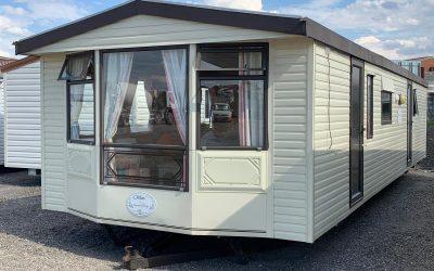 Preciosa casa movil Atlas modelo Verano 11×4 metros
