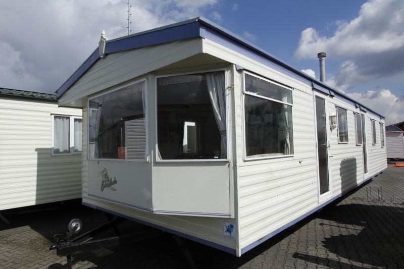 Preciosa casa móvil 10,60 x 3,80 metros