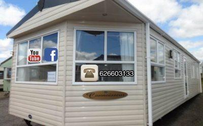 Abi Mobil Home Reestreno 3 Dormitorios