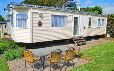 Preciosa y Original Mobil Home BK 11×4 m 2 Dormitorios