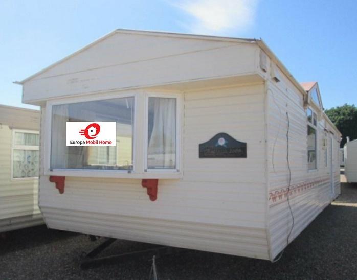 IMPRESIONANTE MOBILE HOME DE 11X4 M