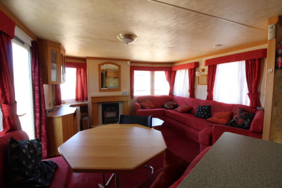 Fantástica Mobile Home 3 Dormitorios 11 x 4 metros