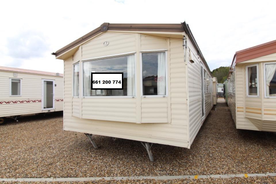 Preciosa y Original Mobil Home BK 11×4 m 3 Dormitorios
