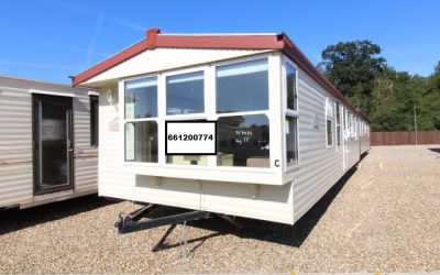 ESPECTACULAR MOBILE HOME 12X4 M 3 DORMITORIOS