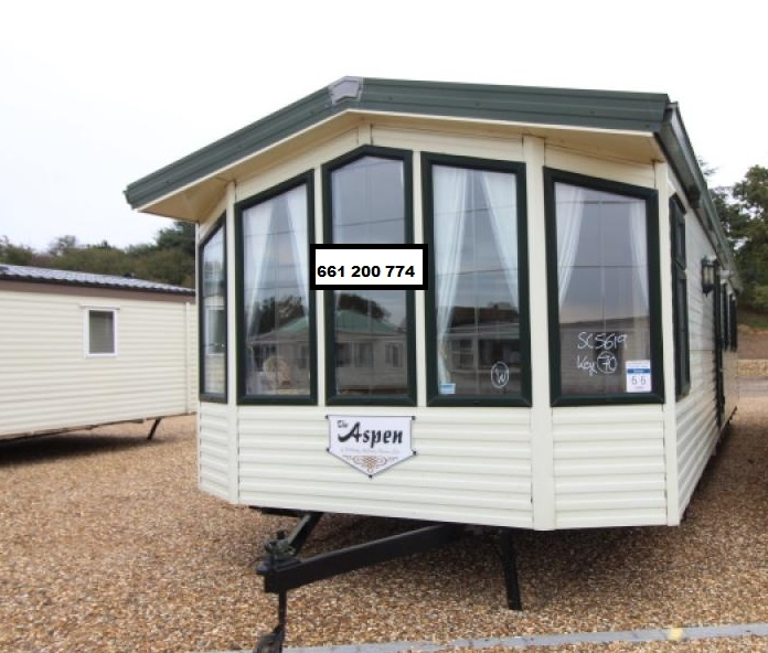Mobil home de lujo 11×4 m 3 dormitorios