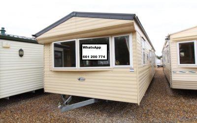 Espectacular Mobil Home 11×4 m 3 dormitorios