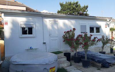 Ofertón Casa Móvil 1 Dormitorios opción 2 dormitorios