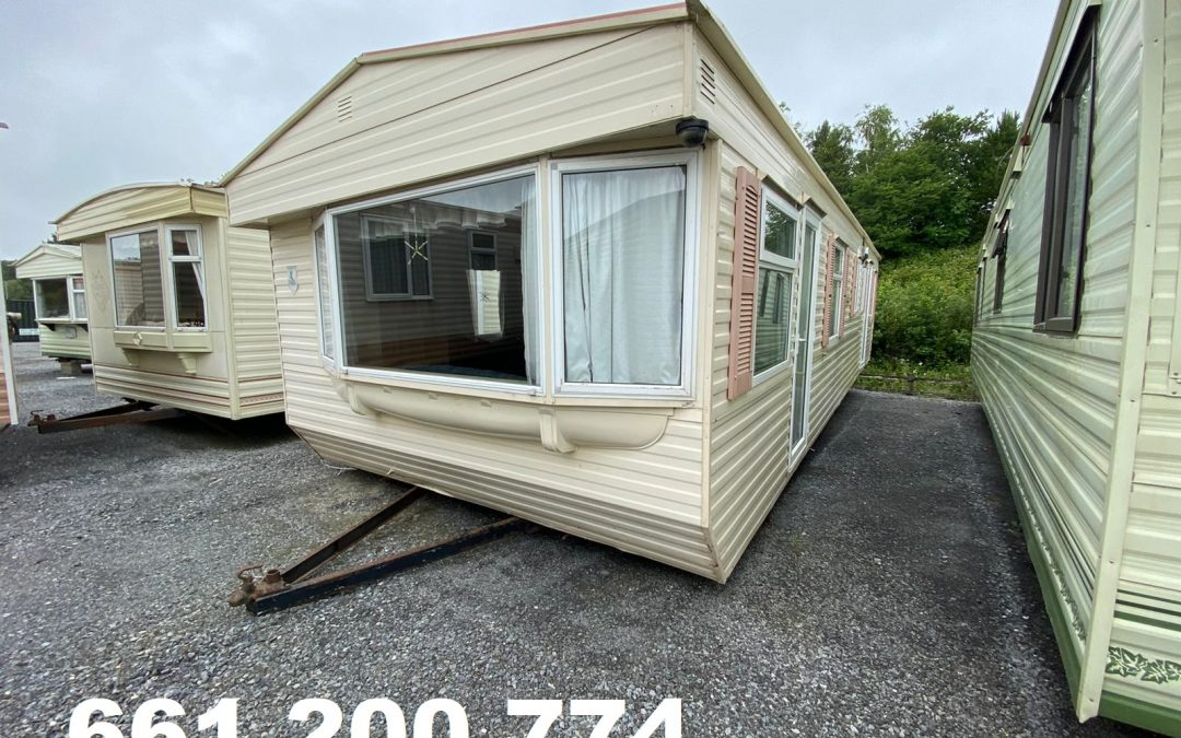 Bonita Mobil Home 11×4 m 3 Dormitorios