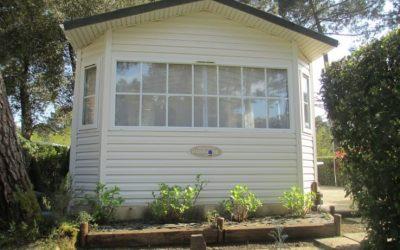 Preciosa casa movil 10,5×3,80 m 2 dormitorios