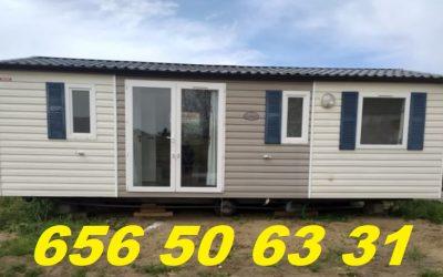 Casa móvil Trigano 8,5×4 m 3 Dormitorios