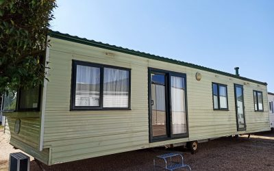 Espectacular Mobil Home Cosalt Madeira 3 Dormitorios