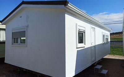 Casa móvil 1 dormitorio marca Hergo modelo Cronos