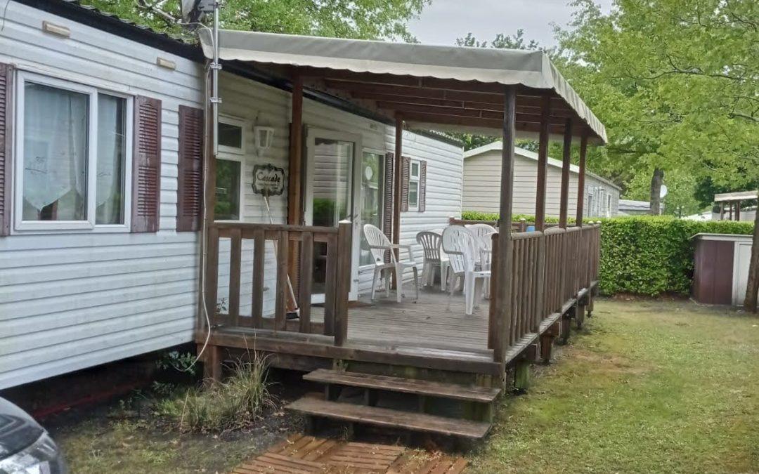 Casa Móvil Cosalt 11×4 m 3 Dormitorios 2 baños