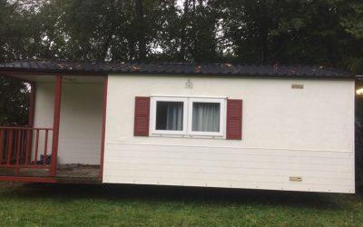 Casa movil 8×4 m muy bonita y con terraza