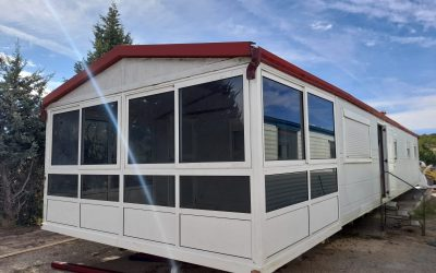 Casa Móvil 62 m2 Marca Máster 2 Dormitorios, Modelo Exclusivo
